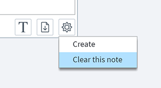 BigBlueButton 2.0 shared notes clear
